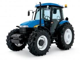 Traktoriai žemės ūkio