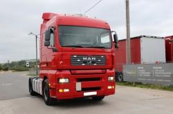 Truck įranga